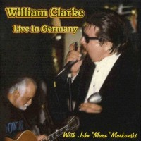 Purchase William Clarke - Live In Germany