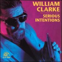 Purchase William Clarke - Serious Intentions