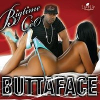 Purchase Bigtime CèO - Buttaface (CDS)