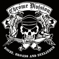 Purchase Chrome Division - Booze, Broads and Beelzebub