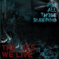 Purchase For All Those Sleeping - The Lies We Live (EP)