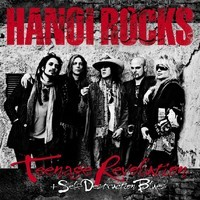 Purchase Hanoi Rocks - Teenage Revolution (CDS)
