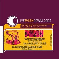 Purchase Phish - Walnut Creek (Live) CD1