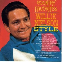 Purchase Willie Nelson - Country Favorites (Willie Nelson Style)