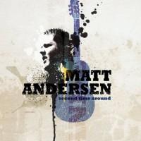Purchase Matt Andersen - Second Time Around