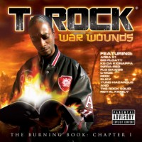 Purchase T-Rock - The Burning Book Chapter 1 (War Wounds)