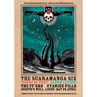 Purchase The Scaramanga Six - Songs Of Prey