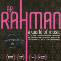 Purchase A.R. Rahman - A World Of Music CD3