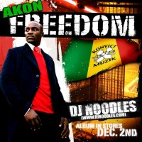 Purchase Akon - The Freedom Mixtape