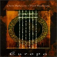 Purchase Chris Spheeris & Paul Voudouris - Europa