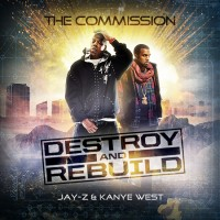 Purchase Jay-Z & Kanye West - Destroy & Rebuild