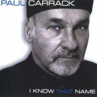 Purchase Paul Carrack - I Know That Name