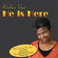 Purchase Rosalina Vega - He Is Here