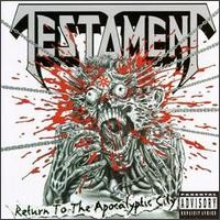 Purchase Testament - Return To The Apocalyptic City