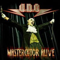 Purchase U.D.O. - Mastercutor Alive CD1