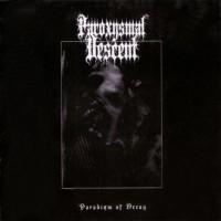 Purchase Paroxysmal Descent - Paradigm of Decay
