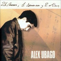 Purchase Alex Ubago - 21 Meses, 1 Semana Y 2 Dias CD2