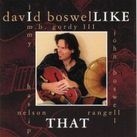 Purchase David Boswell - I Like That