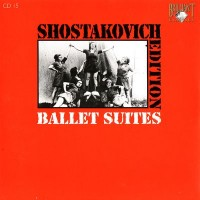 Purchase Dmitri Shostakovich - Shostakovich Edition: Ballet Suites