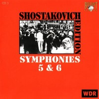 Purchase Dmitri Shostakovich - Shostakovich Edition: Symphonies 5 & 6
