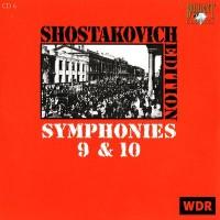 Purchase Dmitri Shostakovich - Shostakovich Edition: Symphonies 9 & 10