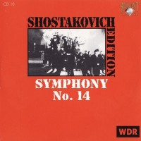 Purchase Dmitri Shostakovich - Shostakovich Edition: Symphony No. 14