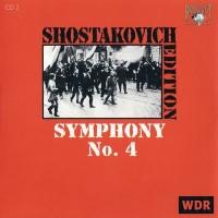 Purchase Dmitri Shostakovich - Shostakovich Edition: Symphony No. 4