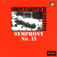 Purchase Dmitri Shostakovich - Shostakovich Edition: Symphony No. 13