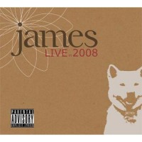 Purchase James - Live In 2008