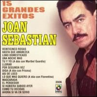 Purchase Joan Sebastian - 15 Grandes Exitos