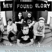 Purchase New Found Glory - Listen To Your Friends (CDS)