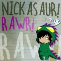 Purchase Nickasaur! - Rawr!