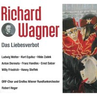 Purchase Richard Wagner - Die Kompletten Opern: Das Liebesverbot CD2