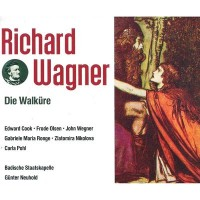 Purchase Richard Wagner - Die Kompletten Opern: Die Walküre CD3