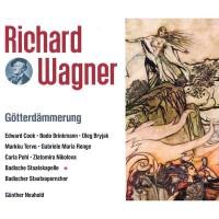 Purchase Richard Wagner - Die Kompletten Opern: Götterdämmerung CD3