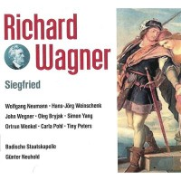 Purchase Richard Wagner - Die Kompletten Opern: Siegfried CD3