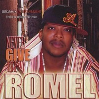 Purchase Romel - Never Give Up