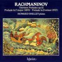 Purchase Sergei Rachmaninov - Complete Piano Music: Preludes Op.32, Prelude F major, Prelude D minor
