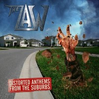 Purchase THE LAW - Distorted Anthems From The Suburbs