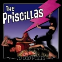 Purchase The Priscillas - 10.000 Volts