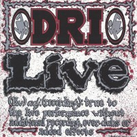 Purchase D.R.I. - Live