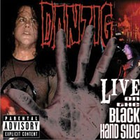 Purchase Danzig - Live On The Black Hand Side