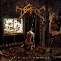Purchase Degrade - Hanged And Disemboweled