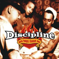 Purchase Discipline - Nice Boys Finish Last