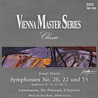 Purchase Franz Joseph Haydn - Symphonien Nr. 26,22 Und 53