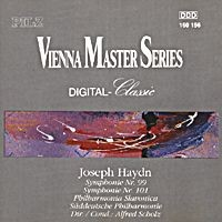 Purchase Franz Joseph Haydn - Symphonies 99 & 101
