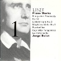 Purchase Franz Liszt - Piano Works Vol. 1