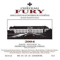 Purchase Fury In The Slaughterhouse - Acoustic Grand Cru Classe