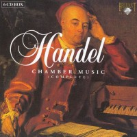 Purchase Georg Friedrich Händel - Complete Chamber Music (BOX SET)