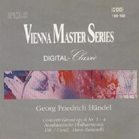 Purchase Georg Friedrich Händel - Concerto Grossi Op. 6, No. 1-4